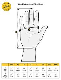 Humble Bee 110 Goatskin Beekeeping Gloves With Extended Sleeves