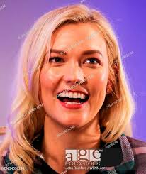 Karlie Kloss in conversation with Avi Flombaum, Co-Founder of Flatiron  School, Stock Photo, Picture And Rights Managed Image. Pic. WEN-34036244 |  agefotostock