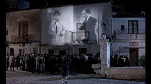 Cinema Paradiso Town in Sicily, Tourist Attraction in Sicily, Italy