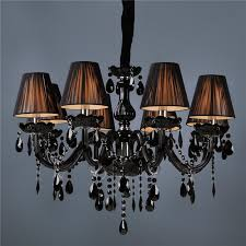 chandelier stunning black and crystal chandeliers black chandelier home depot all black chandelier with crystal