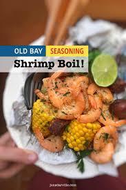 Easy Shrimp Boil Recipe with Old Bay ...