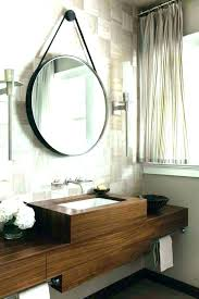 wall mirrors hanging wall mirror big round large bronze diameter in home mirrors wi