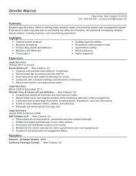 Secretary Resume Templates New Legal Resume Example Secretary Resume Templates Best Legal Secretary