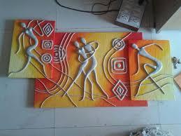 indian art resultado de imagen para cuadros con pasta de sal pinterest on clay wall art pinterest with resultado de imagen para cuadros con pasta de sal pinterest cuadro