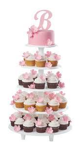 Amazon Com Wilton 307 892 Towering Tiers Cake Cupcake Stand