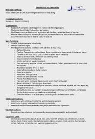 Nursing Assistant Resume Objective Critical Care Nurse Objective Best Of Nursing Assistant