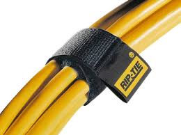 extension cord wrap.  Cord Cable Wrap With Quick Releasable Tab And Extension Cord