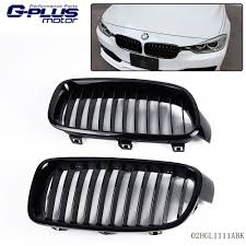 Aliexpress.com : Buy L&R Front Kidney Grille Gloss Black For 12 15 ...