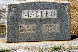 Frances Myra Fleming Madden (1878-1941) - Find A Grave Memorial