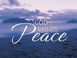 We Have Peace With God Tbq