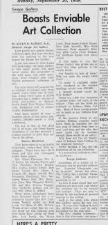 1959 Sept 20 Mrs Albert E donates something to Swope - Newspapers.com
