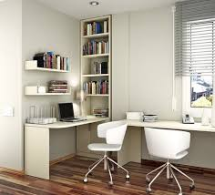 cool office furniture ideas. Amusing Corner Cool Office Furniture Ideas Plus White Swivel Side Chair And Notebook With Laminate Flooring N