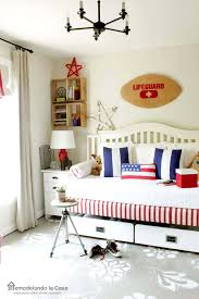 Perfect Patriotic Bedroom