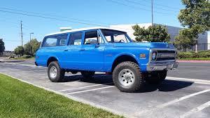 1969 Chevrolet Suburban K20 In Huntington Beach CA - Advantage ...