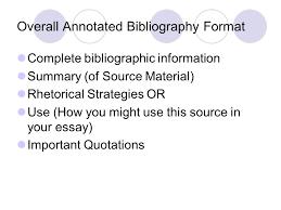 essay bibliography format citing an essay mla mla bibliography  overall annotated bibliography format essay bibliography format