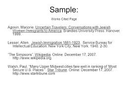 Worksheets Works Cited Page Template Worksheets Mla Worksheet