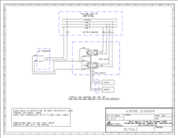 panel cad 110601 relay wiring diagram