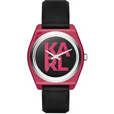 17 best ideas about karl lagerfeld watches karl karl lagerfeld graphik nylon watch 41 135 clp ❤ liked on polyvore featuring jewelry