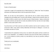 sales assistant cover letter template word format download cover letter format in word