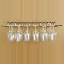 wine glass rack latest wine and glass rack so many us live in wall mounted stemware