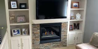 built ins around fireplace diy fireplace mantel and built ins