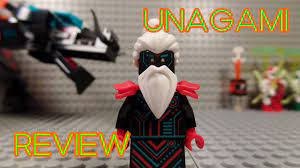 Unagami Minifigure REVIEW! - LEGO Ninjago Season 12 - YouTube