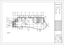 architectural floor plans with annotations
