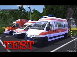 Ambulance Simulator 2011 sur PC