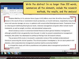 How To Write A Statistical Report With Pictures Wikihow