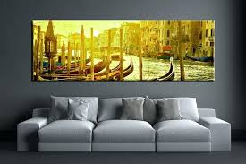 full size of 1 piece green artwork canvas city wall art panoramic prints large pictures living