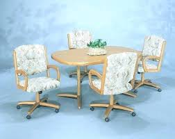 kitchen chair with rollers dining room chairs with rollers luxury amusing dining room chairs rollers for