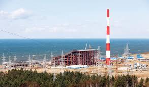 Управление рисками Годовой отчет ПАО РусГидро за год sakhalinskaya tpp 2 main building frame was built