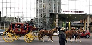 well the wells fargo was a coming down monroe center com view full sizepress photo katy batdorffalan schneckloth drives a family around in the wells fargo wagon through downtown grand rapids thursday evening