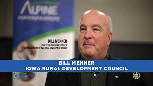 Bill Menner, Iowa Rural Development Council - YouTube