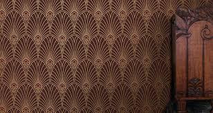 art deco wallpaper art deco wallpaper borders australia art deco palm wallpaper uk