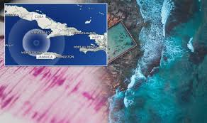 A tsunami activity advisory has been issued in new zealand after a 7.7 magnitude earthquake struck near the loyalty islands, the country's the quake was reported at 13:20 utc, according to the us tsunami warning system, with the epicenter at a depth of 21 miles (33 kilometers) below sea level. Tsunami Warning Huge Earthquake Hits Jamaica Sparking Tsunami Terror In Caribbean Cuba Newsgroove Uk