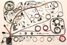 1966 fairlane zeppy io 1966 1967 ford fairlane wire wiring harness kit american autowire 510391 66 67