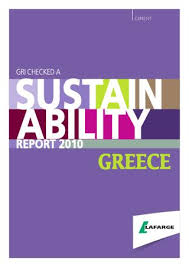 Lafarge Mortar Color Chart Heracles Lafarge Cement Greece Sustainability Report 2010