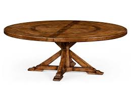 round walnut dining table awesome country style walnut round dining table inbuilt lazy susan 72 x