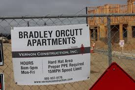 Bradley Apartments, ORCUTT, CA