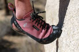 Image result for rock climbing shoes