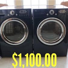 lg tromm dryer. LG Tromm Washer And Dryer With Pedestals \ Lg