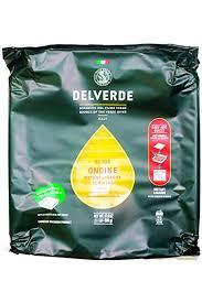 Amazon.com : Delverde - Instant [No Boil] Italian Lasagne Sheets, (2)- 17.6  oz. Pkgs. : Lasagna Pasta : Grocery & Gourmet Food