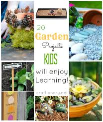 Garden Art Ideas For Toddlers