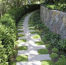 Small Picture Easy garden path to DIY interplant with creeping herb varieties