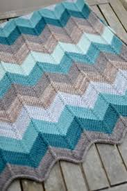 Chevron Knitting Pattern Simple Free Knit Chevron Baby Blanket Pattern Anna Totten Totten Totten