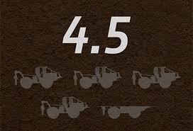 celebrating 50 years of john deere forestry skidders graphic showing 4 5 440 skidders