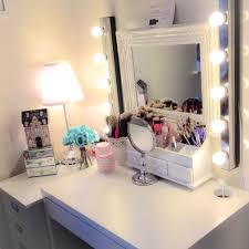 makeup desk ikea vanity table with drawers vanity table with lighted mirror