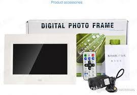2019 aiyi digital high definition 7 inch digital photo frame electronic al multifunctional shelf advertising machine digital electronic gift from