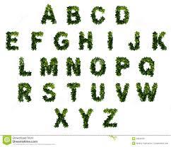 26 letters alphabet